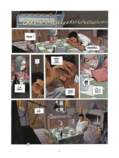 Page 1 Le grand mort tome 5