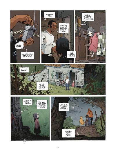 Page 2 Le grand mort tome 5