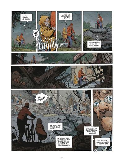 Page 3 Le grand mort tome 5