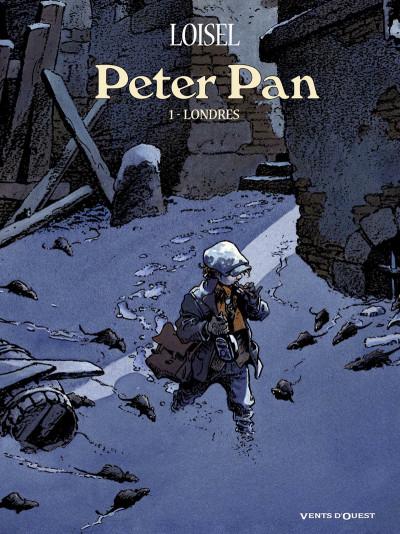 Page 1 Peter pan - coffret tomes 1 à 6 (édition 2014)