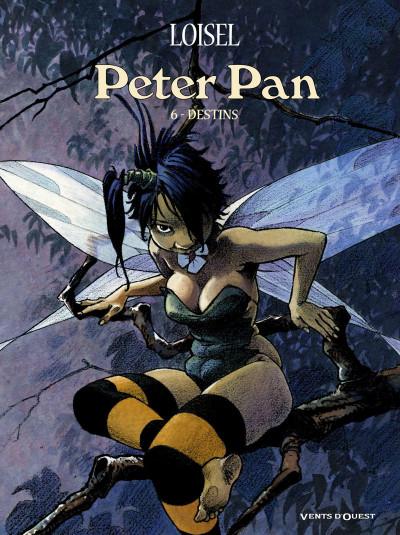 Page 6 Peter pan - coffret tomes 1 à 6 (édition 2014)