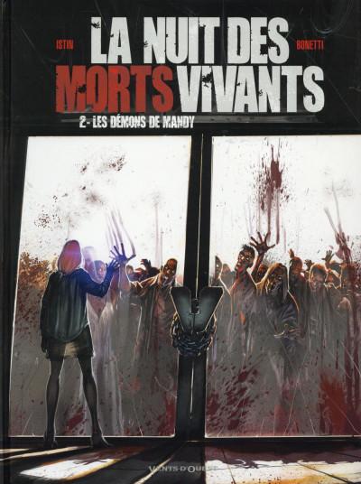Couverture La nuit des morts-vivants tome 2