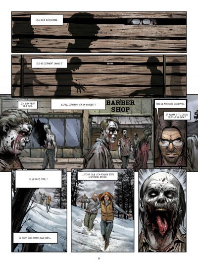 Page 2 La nuit des morts-vivants tome 2