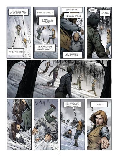 Page 3 La nuit des morts-vivants tome 2