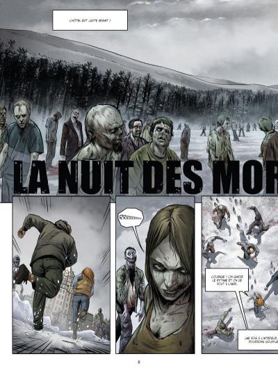 Page 4 La nuit des morts-vivants tome 2