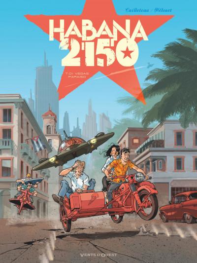 Couverture Habana 2150