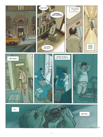 Page 3 J'ai tué John Lennon