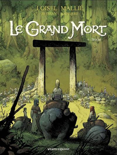 Couverture Le grand mort tome 6