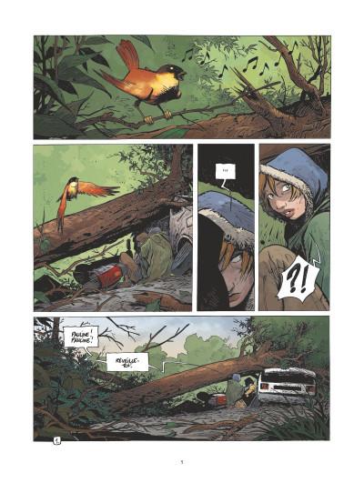 Page 1 Le grand mort tome 6