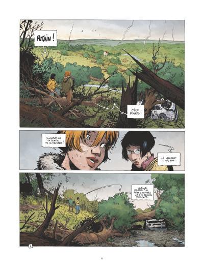 Page 2 Le grand mort tome 6