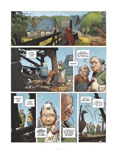 Page 3 Le grand mort tome 6