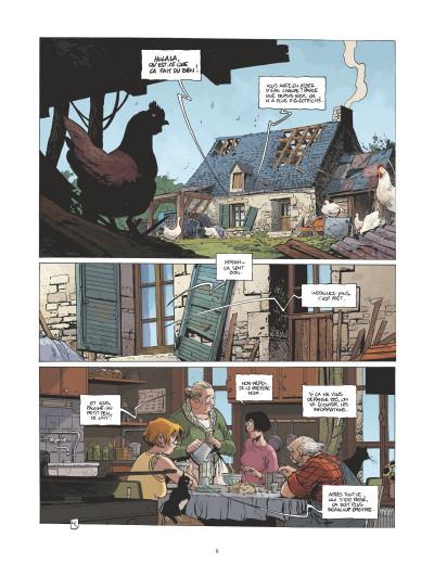 Page 4 Le grand mort tome 6
