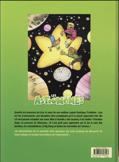 Dos Les astromomes tome 1