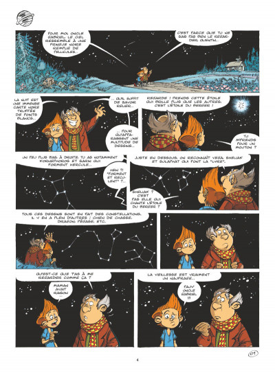 Page 2 Les astromomes tome 1