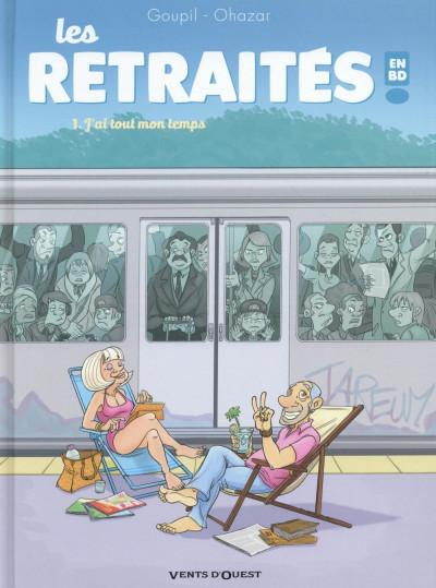 image de Les retraités en BD tome 1