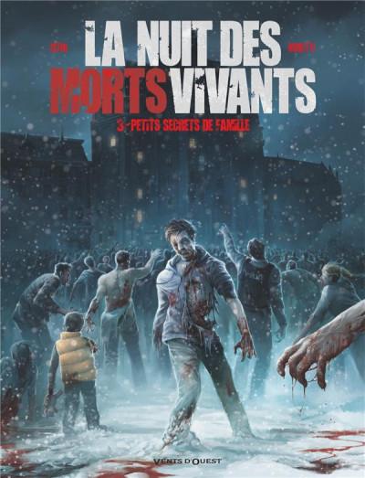 Couverture La nuit des morts-vivants tome 3