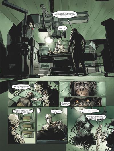 Page 1 La nuit des morts-vivants tome 3