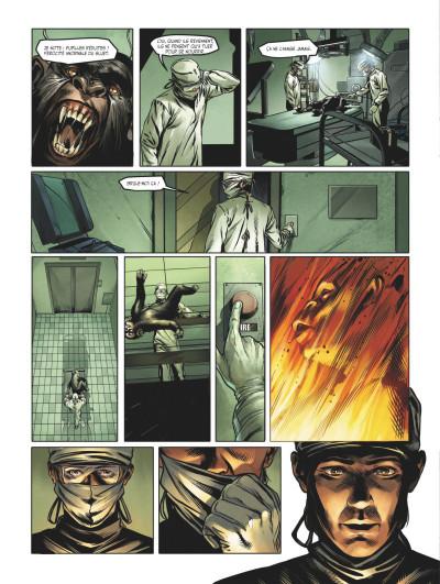 Page 2 La nuit des morts-vivants tome 3