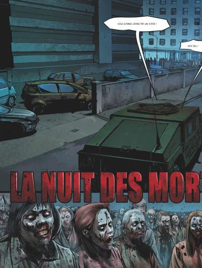 Page 4 La nuit des morts-vivants tome 3