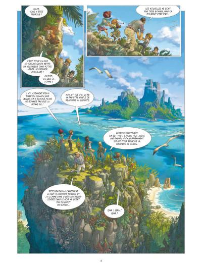 Page 1 Le voyage extraordinaire tome 5