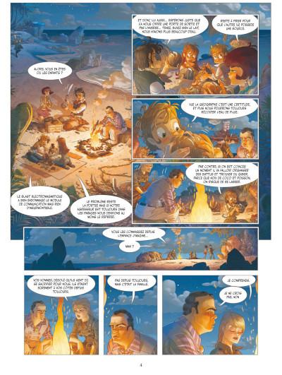 Page 2 Le voyage extraordinaire tome 5