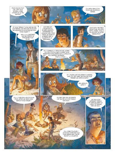 Page 3 Le voyage extraordinaire tome 5