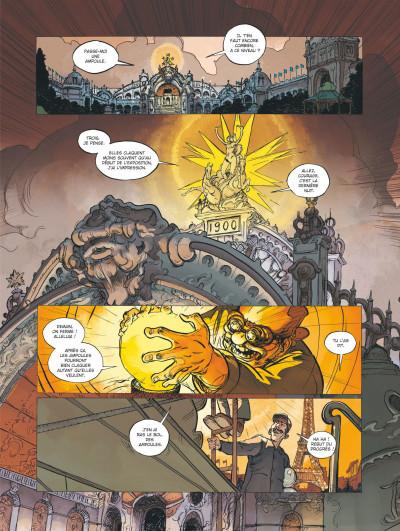 Page 1 L'assassin qu'elle mérite tome 4
