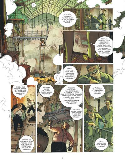 Page 2 L'assassin qu'elle mérite tome 4