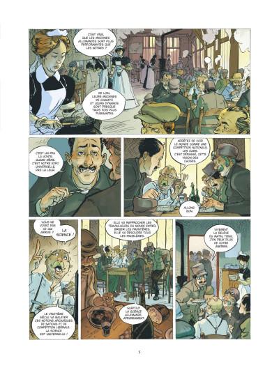 Page 3 L'assassin qu'elle mérite tome 4