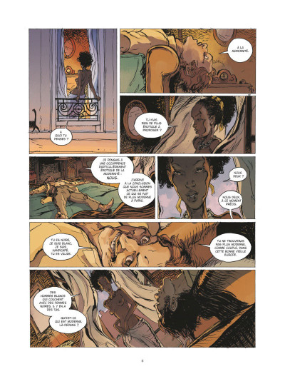 Page 4 L'assassin qu'elle mérite tome 4