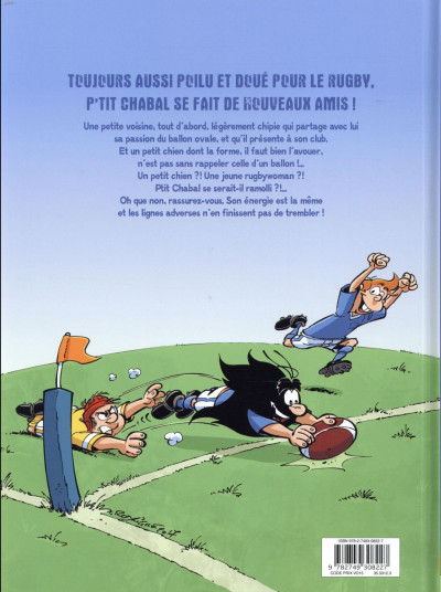 Dos P'tit Chabal tome 2