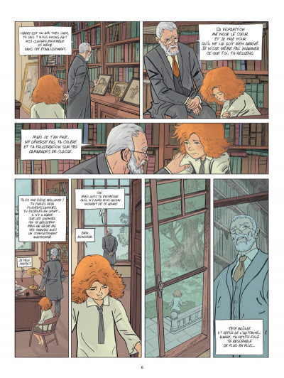 Page 4 Alyson Ford tome 1