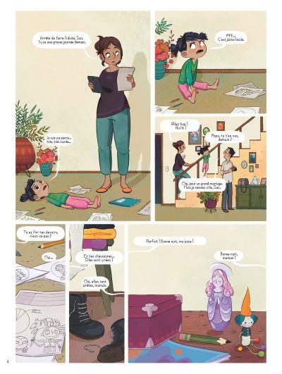 Page 1 Des lumières dans la nuit tome 1