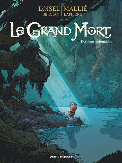 Couverture Le grand mort tome 7