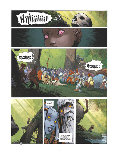 Page 1 Le grand mort tome 7