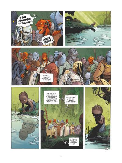 Page 2 Le grand mort tome 7
