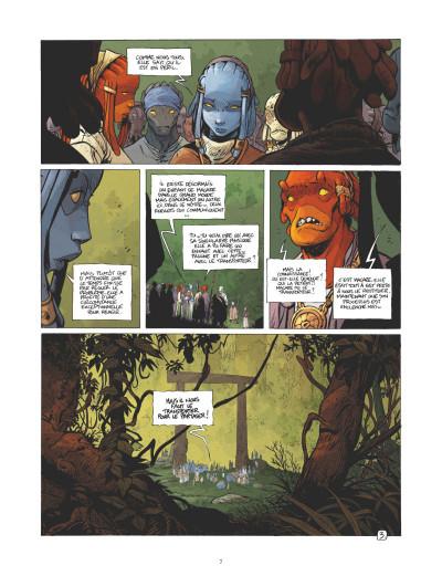 Page 3 Le grand mort tome 7
