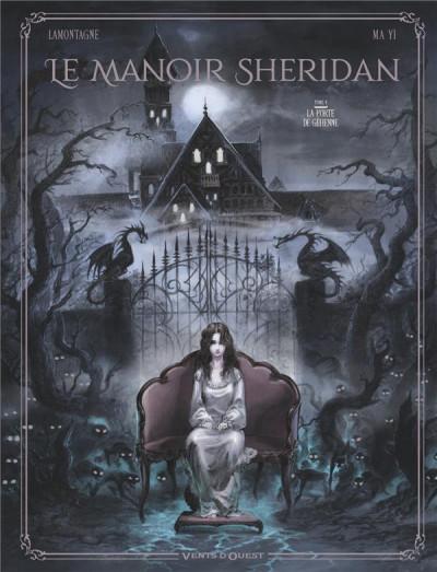 Couverture Le manoir Sheridan tome 1