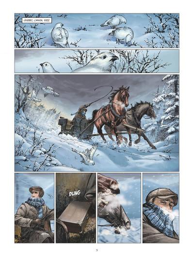 Page 6 Le manoir Sheridan tome 1