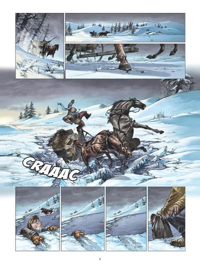 Page 7 Le manoir Sheridan tome 1