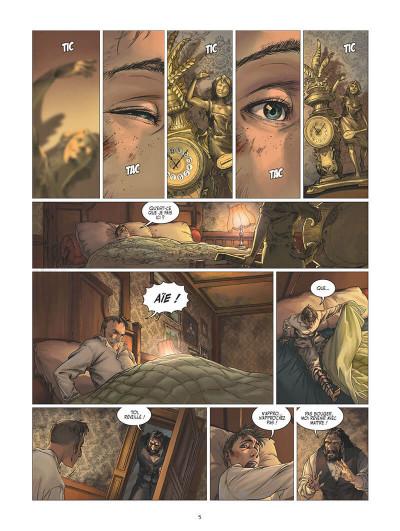 Page 8 Le manoir Sheridan tome 1