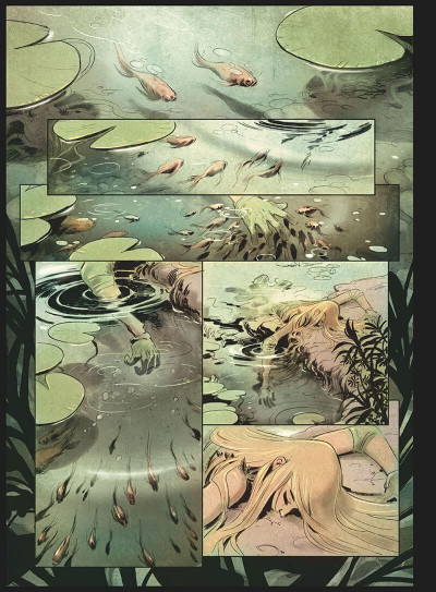 Page 3 Brindille tome 2