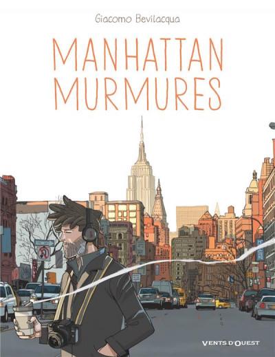 Couverture Manhattan murmures
