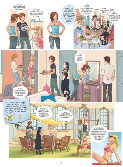 Page 9 Ma vie selon moi tome 2