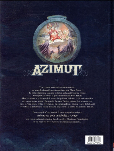 Dos Azimut tome 4