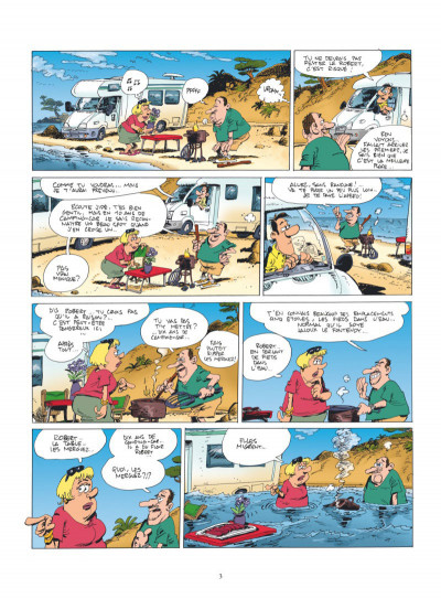 Page 1 Camping car tome 1