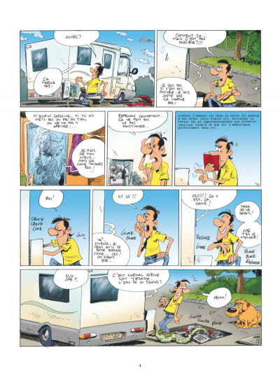 Page 2 Camping car tome 1