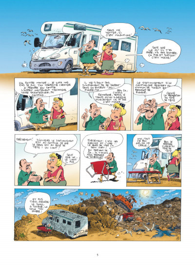 Page 3 Camping car tome 1