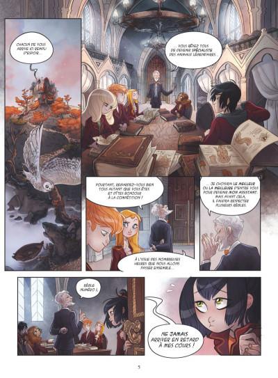 Page 3 Sorceline tome 1