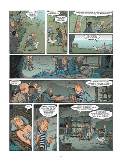 Page 2 Deux ans de vacances tome 3